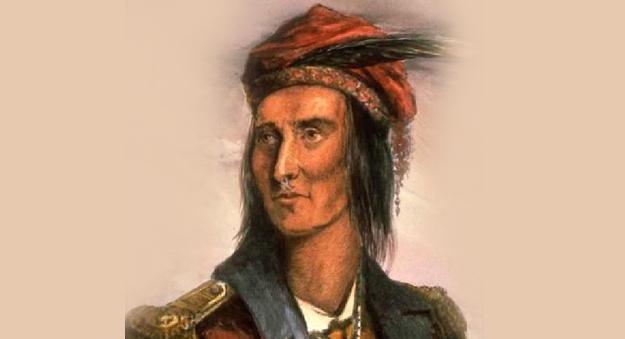 War of 1812 Tecumseh