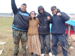 Oshkimaadziig Unity Camp (Coldwater Museum)