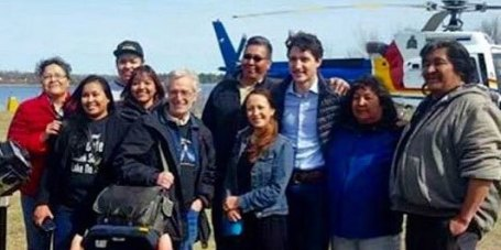 Justin-Trudeau-in-Shoal-Lake-40-First-Nation